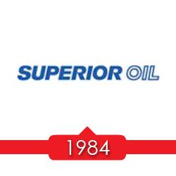1984 г. - корпорация Mobil Oil приобретает компанию Superior Oil.