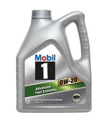 Mobil 1 Advanced Fuel Economy 0W-20