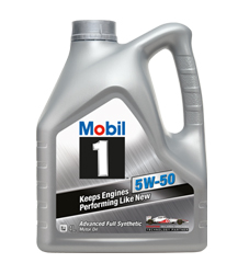 Mobil 1 Synthetic 5W-50