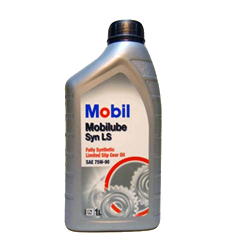 Mobil 1 Synthetic Gear LS 75W-90