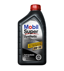 Mobil Super Synthetic 0W-20