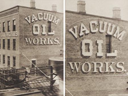 Здание завода компании «Вакуум Ойл», 1879 г.