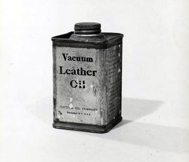Продукт компании Vacuum Oil для Германского рынка, 1893-1900 гг.