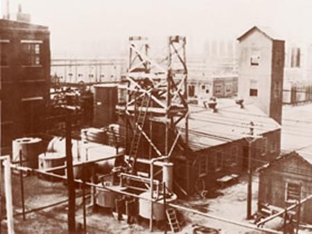 Нефтехимический завод Jersey Standard, 1920 г.