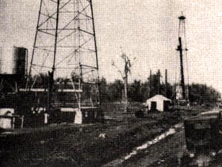 Компания Humble Oil открыла первое месторождениее в США, с применением сейсморазведки, 1927 г.
