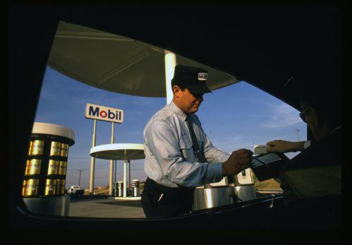 СТО Mobil 1, Техас, Далас, 1969 г.