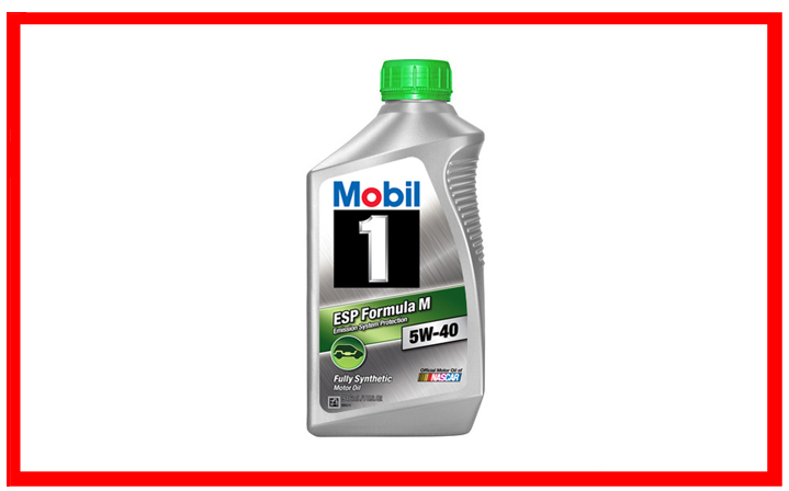 Mobil USA моторное масло Mobil 1 ESP Formula M 5W 40
