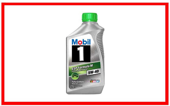 Mobil 1 ESP Formula M 5W-40