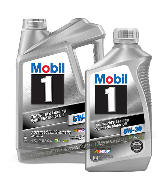 Моторное масло Mobil USA: Mobil 1, Mobil