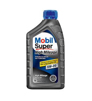 Mobil Super 5W-20 High Mileage