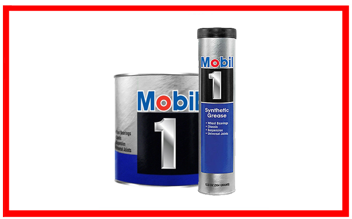 Mobil 1 Synthetic Grease