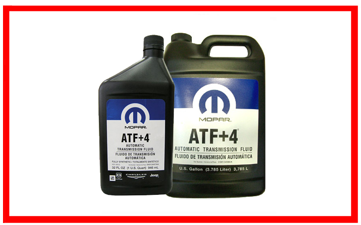 chrysler atf 4 for jeep chrysler automatic transmission fluid ms 9602 original mopar atf 4 5l. Black Bedroom Furniture Sets. Home Design Ideas