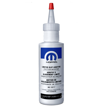 Mopar Additive Limited Slip