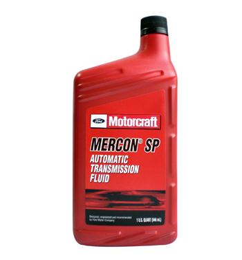 Ford Motorcraft Mercon SP