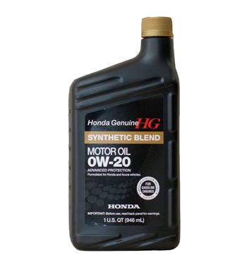 honda ultimate 0w 20 motor oil 5w 20 5w 30
