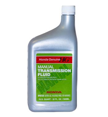 Honda Genuine Manual Transmission Fluid