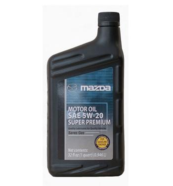 Mazda Motor Oil SAE 5W-20