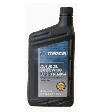 Mazda Motor Oil SAE 5W-30