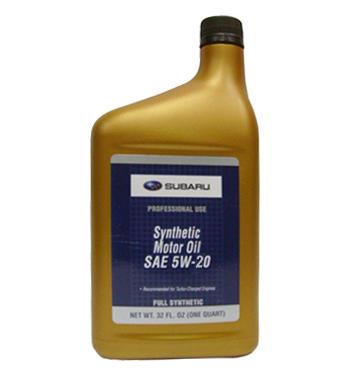 Subaru Motor Oil 5W-20