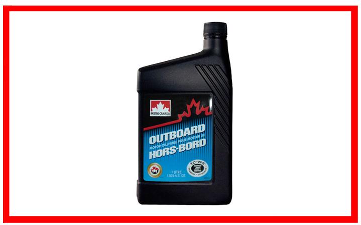 PETRO-CANADA Outboard Motor Oil