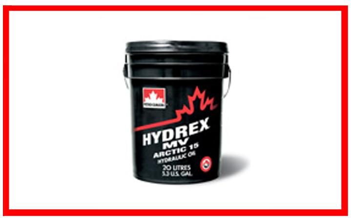 Petro-Canada HYDREX MV ARCTIC 15