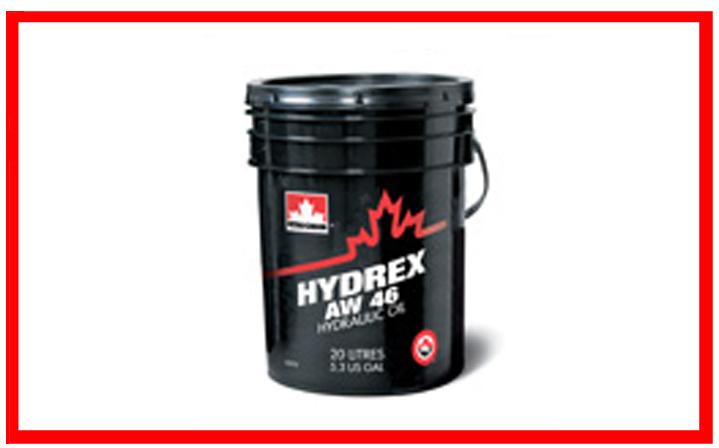 PETRO-CANADA HYDREX AW