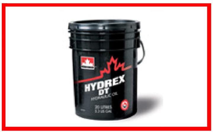 Petro-Canada HYDREX DT