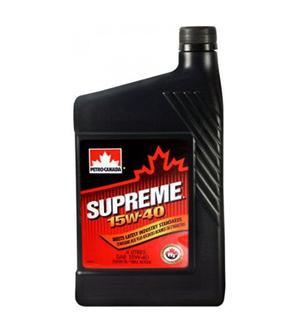 Petro-Canada SUPREME 15W-40