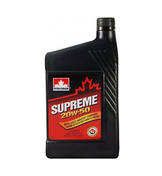 Petro-Canada SUPREME 20W-50