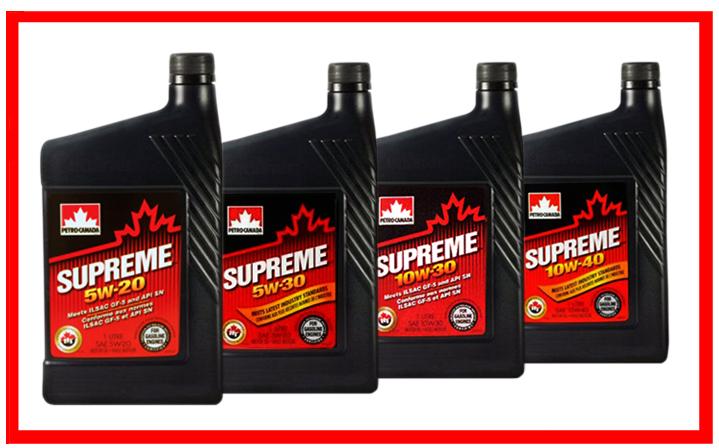 Petro-Canada SUPREME
