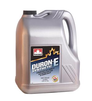 Petro-Canada Duron-E Synthetic 0W-40