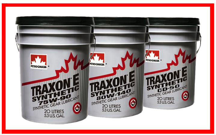 PETRO-CANADA TRAXON E SYNTHETIC