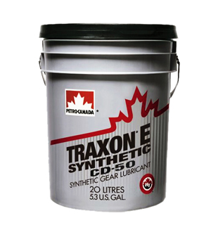 Petro-Canada Traxon Е Synthetic CD-50