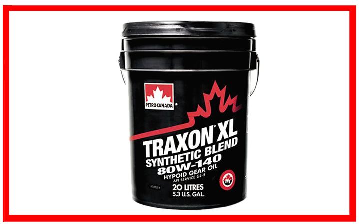 PETRO-CANADA TRAXON XL Synthetic Blend 80W-140