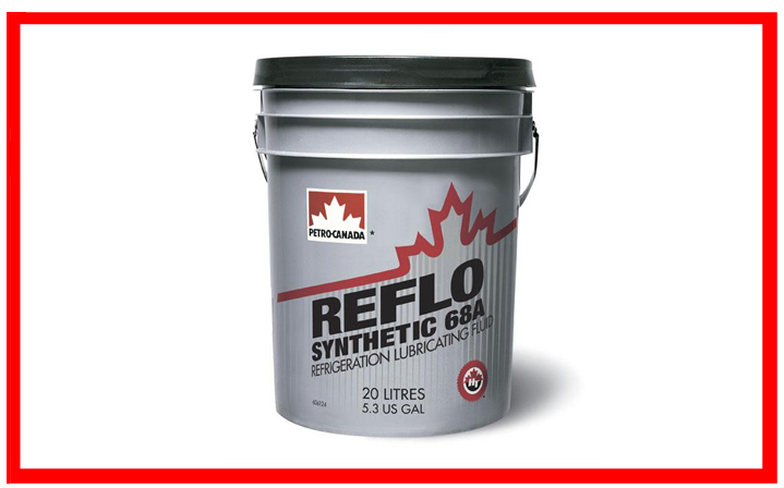 Petro-Canada: Reflo 68A Synthetic.