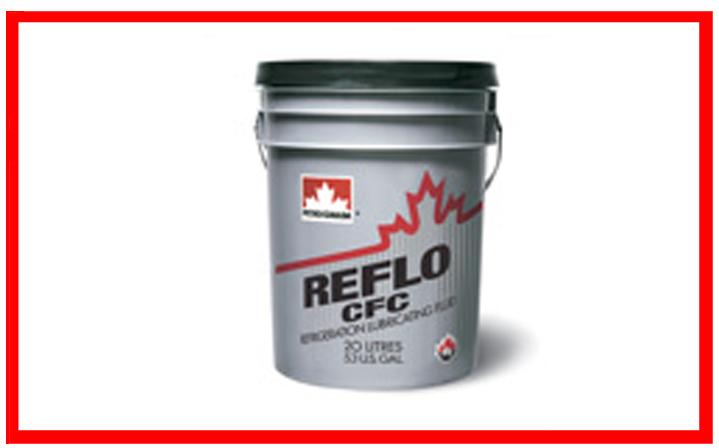 Petro-Canada: Reflo CFC.