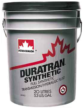 Petro Canada DURATRAN SYNTHETIC