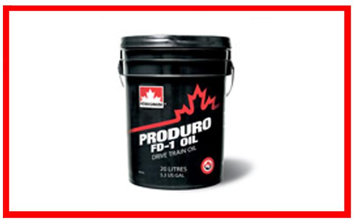 Petro-Сanada: PRODURO FD-1.