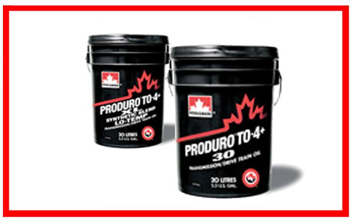 Petro-Сanada: PRODURO TO-4+, PRODURO TO-4+ XL