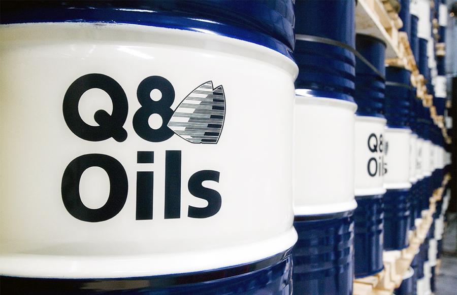 Склад готовой продукции, OK-Q8, Швеция.