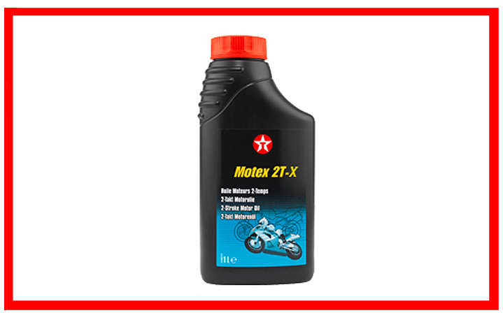 Texaco Motex 2T-X