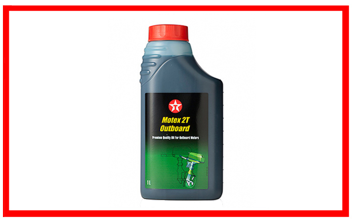 Texaco Motex 2T Outbord