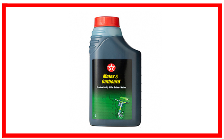 Texaco Motex S Outbord