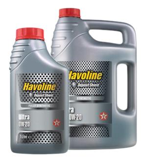 Texaco Havoline Ultra 0W-20