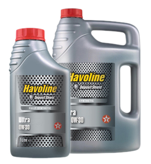 Texaco Havoline Ultra 0W-30
