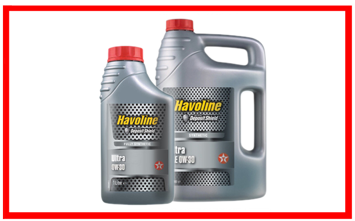 Texaco Havoline Ultra 0W-30