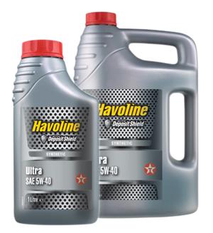 Texaco Havoline Ultra 5W-40