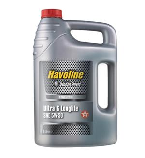 Texaco Havoline Ultra G Longlife 5W-300