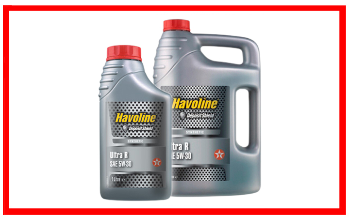 Texaco Havoline Ultra R 5W-30