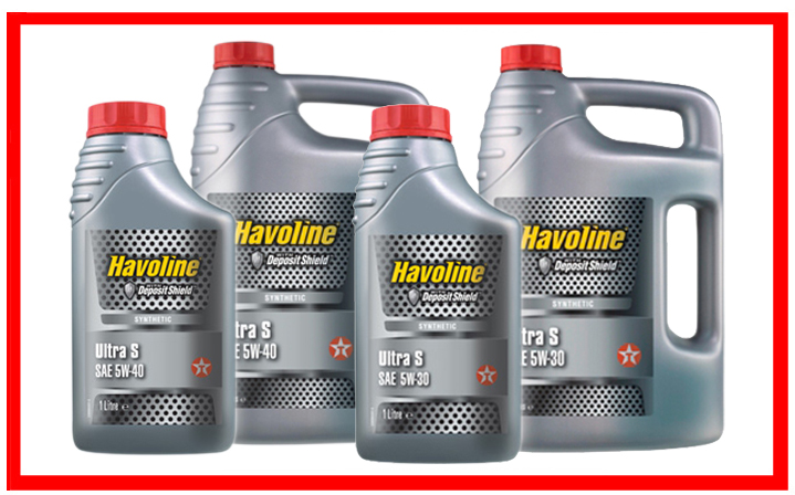 Texaco Havoline Ultra S 5W-30, 5W-40